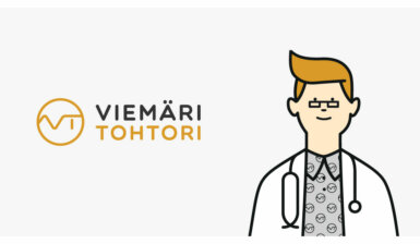 """""""Spot Apartment's quality-price ratio for furnished accommodation is incredibly good."""" – Viemäritohtori Oy's experiences of Spot Apartments"""